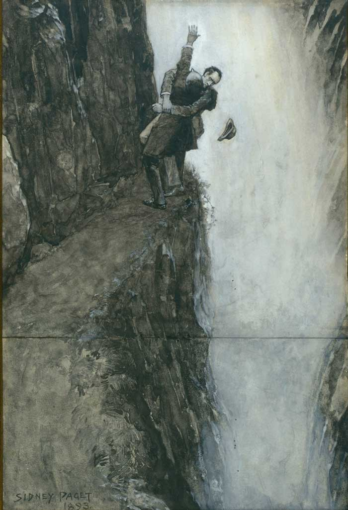 Resumen de El problema final, de Arthur Conan Doyle